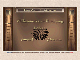screenshot Award Museum Peter Bähr