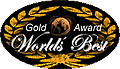 gold award world´s best